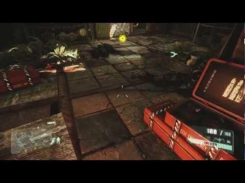 Crysis 3 — Товарная станция. 6 минут геймплея!