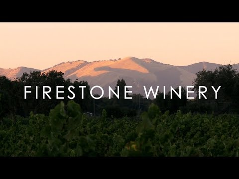 Wines That Rock at Firestone Winery - Santa Olivos, CA United States