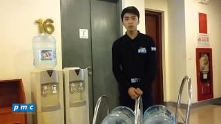 An toàn vệ sinh trong quá trình vận chuyển nước uống
