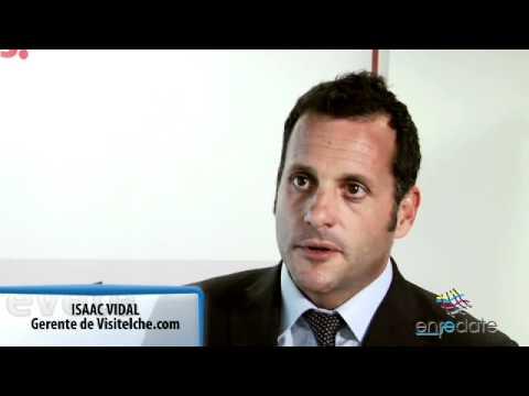 Isaac Vidal - Entrevista Enrédate Elx-Baix Vinalopó 2012