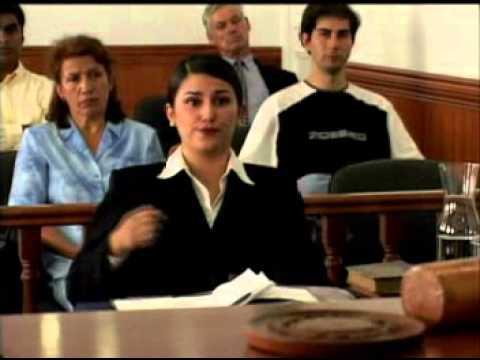"""Realización """"Sin defensa no hay justicia""""."""
