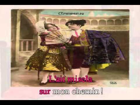 Aria de la Flor. De: Georges Bizet