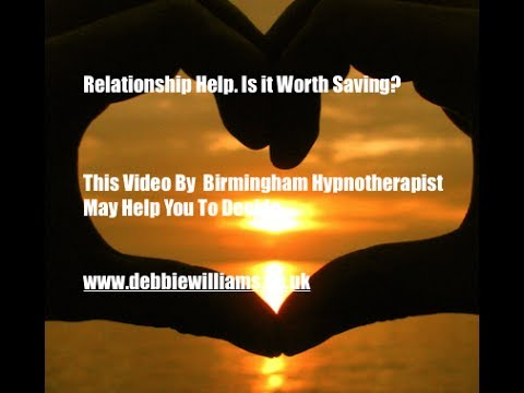 Relationship help. Is my relationship worth saving?