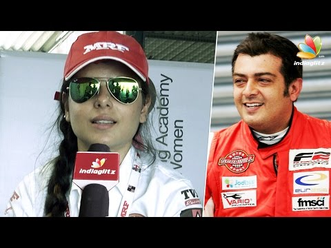 Ajith-is-my-Godfather--Alisha-Abdullah-Indias-First-Female-Racing-Champion-Interview