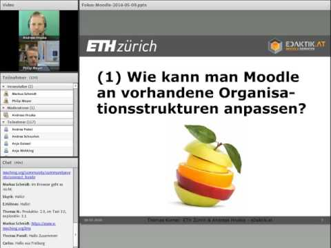 Moodle: Online-Event