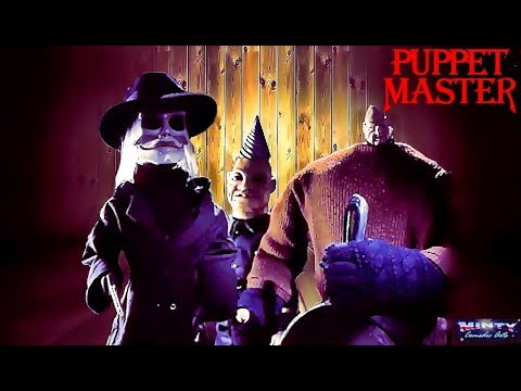 10 Things You Didnt Know About Puppet Master