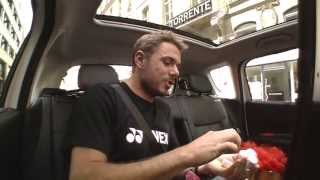 Road to Roland-Garros with Stanislas Wawrinka - YouTube