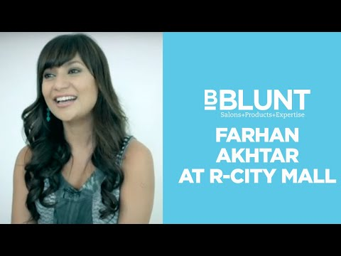 Watch bblunt for Adhuna akhtar salon