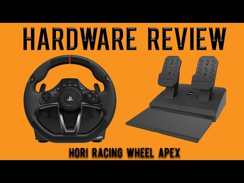Hardware Review: Hori Racing Wheel Apex For PlayStation 4/3 And PC