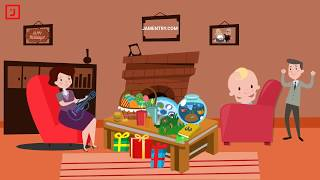 انیمیشن شاد