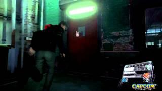 Capcom Unity E3 2012: Resident Evil 6 - Leon gameplay