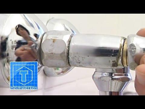Tipps gegen tropfenden Wasserhahn   ToolTown Heimwerken