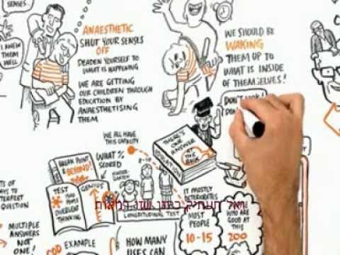 קן רובינסון- יצירתיות וחינוך