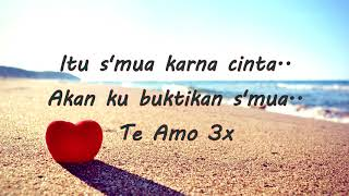 Video [Lirik] Te Amo Mi Amor (Ost. One Fine Day) - Siska Salman (Cover) - Versi Indonesia MP3, 3GP, MP4, WEBM, AVI, FLV Juni 2018
