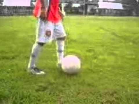 ทักษะการเล่นฟุตบอลเบื้องต้น