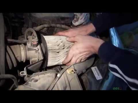 Замена воздушного фильтра на форд фокус 3 своими руками