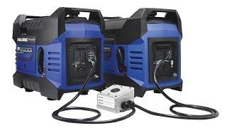 6. Polaris P13GDGBNA Power P2000i Portable Gas Powered Digital Inverter Generator, 2000 watt