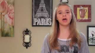 King Of Anything - Alexis Gregorie covers Sara Bareilles original song