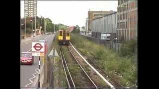 North Woolwich Line - Silvertown