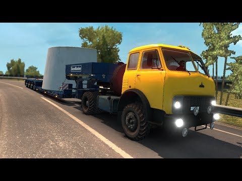 MAZ 504B 515B v1.27 FIX and MIX