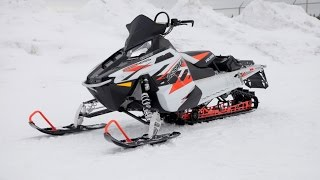 7. 2015 Polaris RMK Assault 155 Review