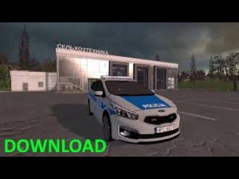 Kia Cee'd SWII Komisariat Policji w Chelmzy v2.0