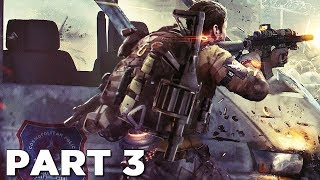 THE DIVISION 2 Walkthrough Gameplay Part 3 - EMP (PS4 Pro)