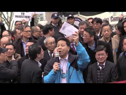 흑인 총격 경관, 보호 관찰 선고 4.20.16 KBS America News