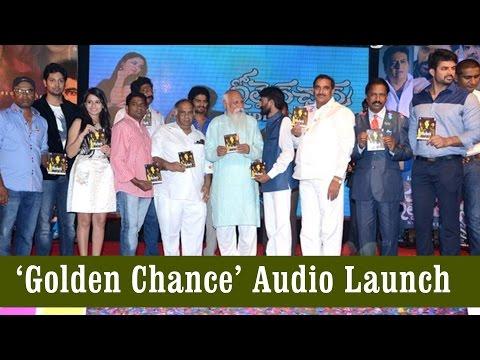 Golden Chance Audio Launch