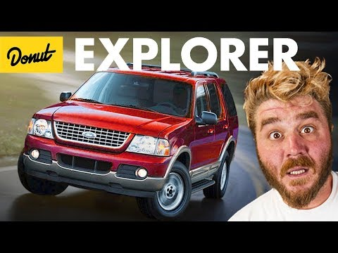 FORD EXPLORER - Everything You Need to Know | Up to Speed