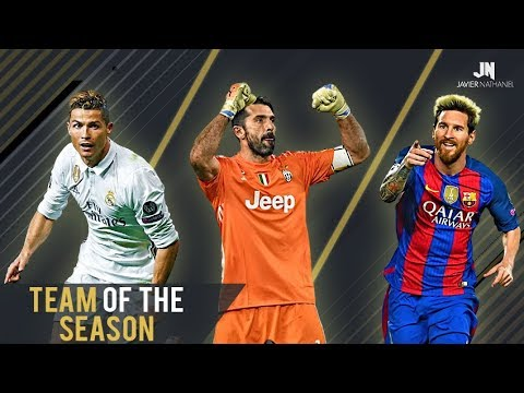 Video Football Team Of The Season 2016/2017 download in MP3, 3GP, MP4, WEBM, AVI, FLV January 2017