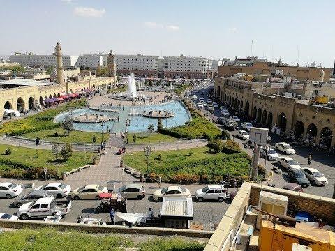 Beautiful Hawler/Erbil in Kurdistan Iraq