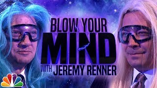 Video Blow Your Mind with Jeremy Renner MP3, 3GP, MP4, WEBM, AVI, FLV Februari 2019