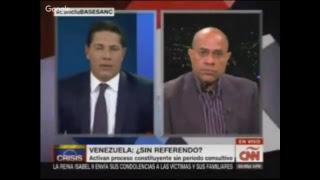 VLADIMIR VILLEGAS SE PRONUNCIA CONTRA LA CONSTITUYENTE DE MADURO