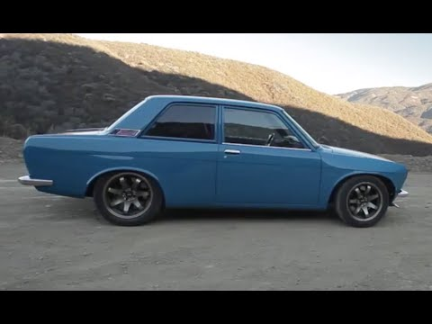 /TUNED – Turbocharged Datsun 510
