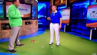 Video Beat the Putting Yips WITHOUT Anchoring the Putter !! MP3, 3GP, MP4, WEBM, AVI, FLV Agustus 2018