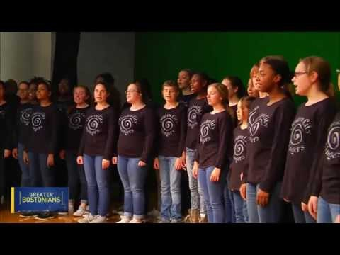 WGBH - Greater Bostonian: Boston City Singers