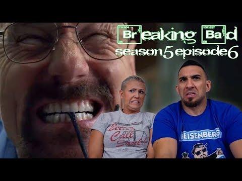 Breaking Bad Season 5 Episode 6 'Buyout' REACTION!!