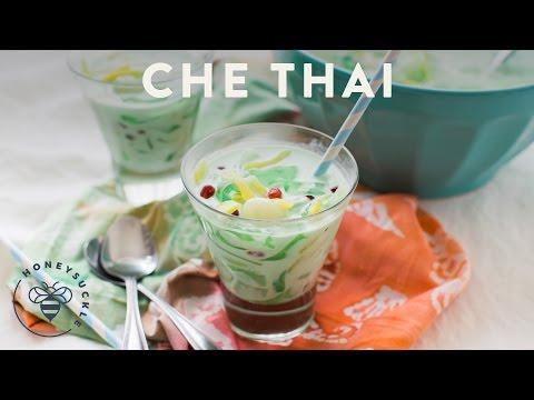 Che Thai Recipe Vietnamese Fruit Cocktail – HoneysuckleCatering