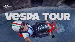 Roma en Vespa  Italia 3