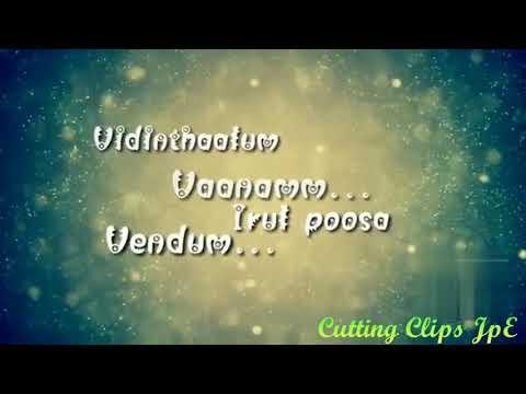 Video Vilunthalum Vaanam irul poosa love feel emotional Whatsapp status song Tamil hd download in MP3, 3GP, MP4, WEBM, AVI, FLV January 2017