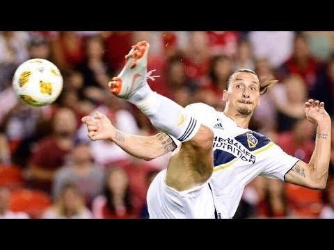 Video: Zlatan Ibrahimović's incredible 500th goal nominated for Puskas Award