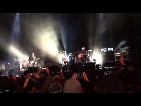 Amazing Simple Man performance on NYE