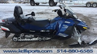 10. #16201 Ski Doo Grand Touring 1200 SE 2011