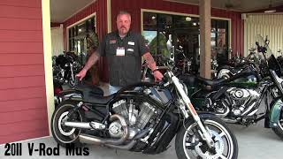8. Used 2011 Harley-Davidson V Rod Muscle for sale in Tampa Florida