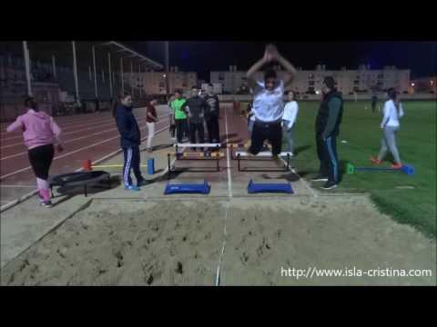 Video: Entrenamiento del Club Atletismo Isla Cristina