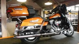 6. Harley Davidson Electra Glide Ultra Limited 2014 al 2015 precio ficha tecnica Caracteristicas
