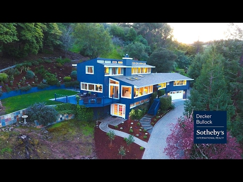 Spectacular East San Rafael View Home on Over 1 Acre