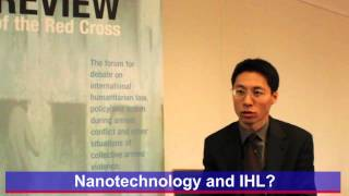 Prof. Hitoshi Nasu On The Application Of International Humanitarian Law To Nanotechnologies