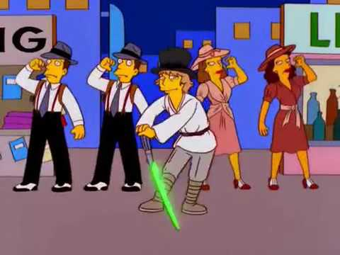 the simpsons guys and dolls